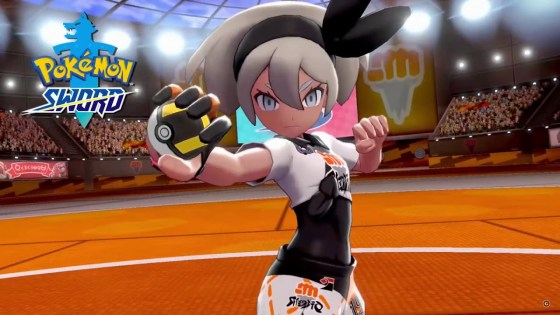 Pokemon Sword: Bea, the new Fighting-type Gym Leader packs a wallop