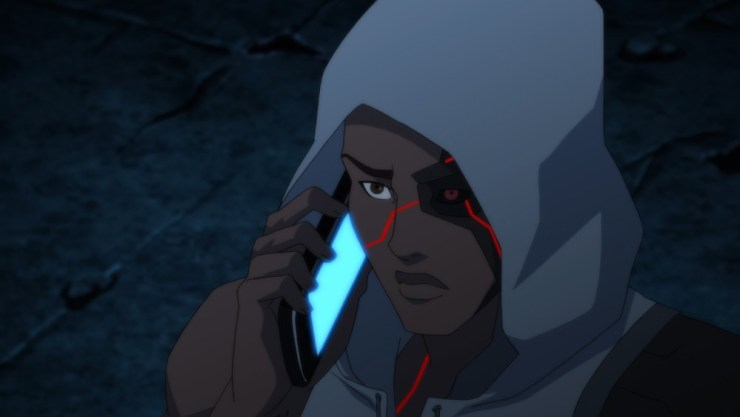 "Young Justice: Outsiders -- Episode 20: ""Quiet Conversations"" Review"