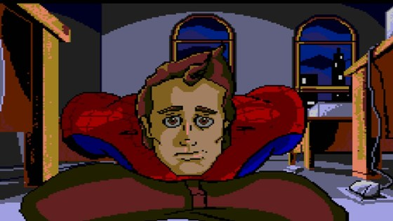 Sega did Spider-Man first, because of course they did.