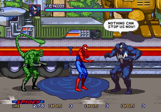 Marvel Team-Up: a brief history of Sega's adventures with Spider-Man