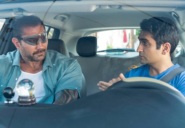 Stuber Review: This Ubertastic comedy is 93 minutes too long