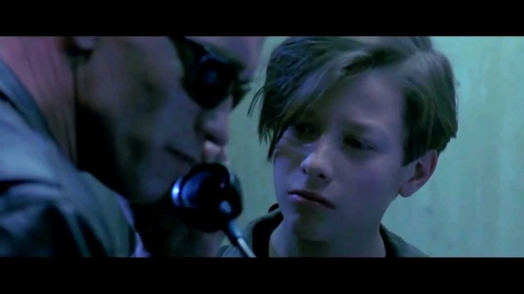 Edward Furlong returns in 'Terminator: Dark Fate'