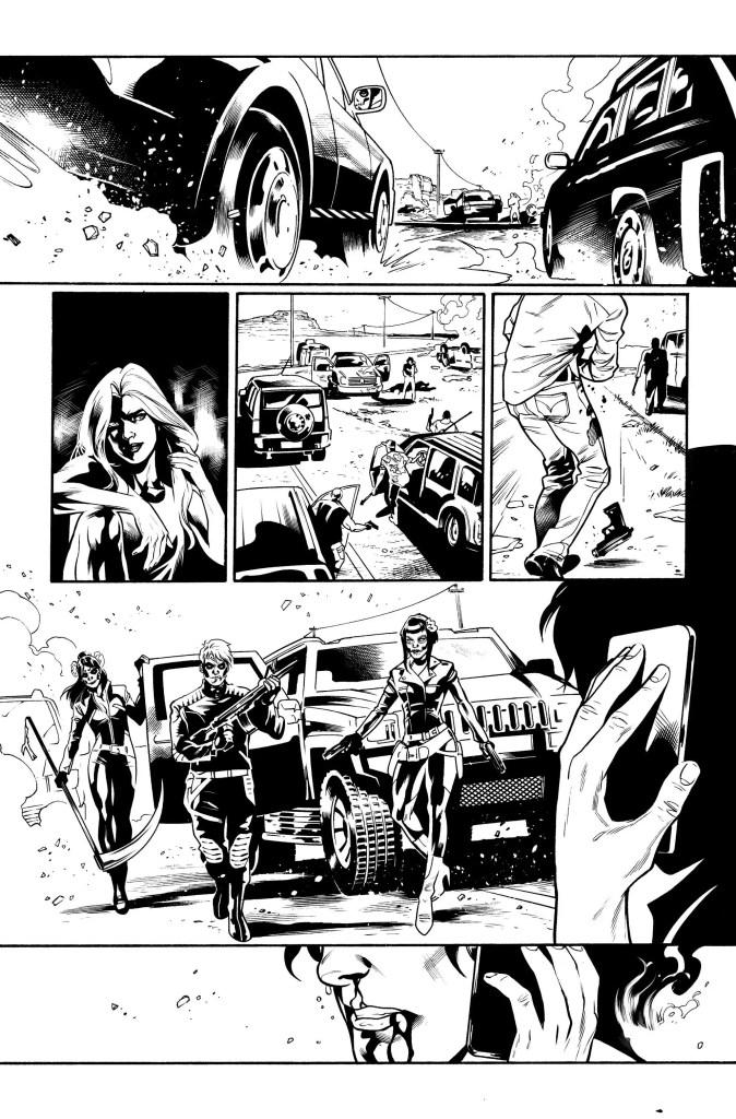 DC announces new Birds of Prey comic from Brian Azzarello and Emanuela Lupacchino