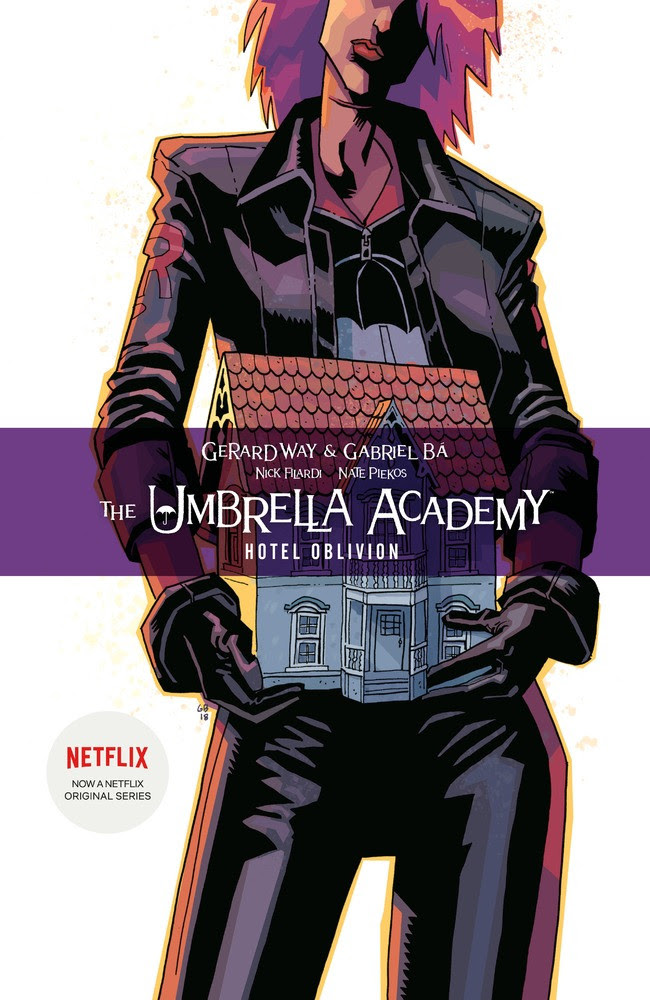 A slew of new Umbrella Academy goodies alongside a new one-shot.