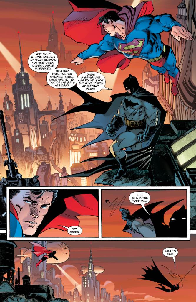 Superman: Up in the Sky #1 review: it's a bird, it's a plane of existentialism