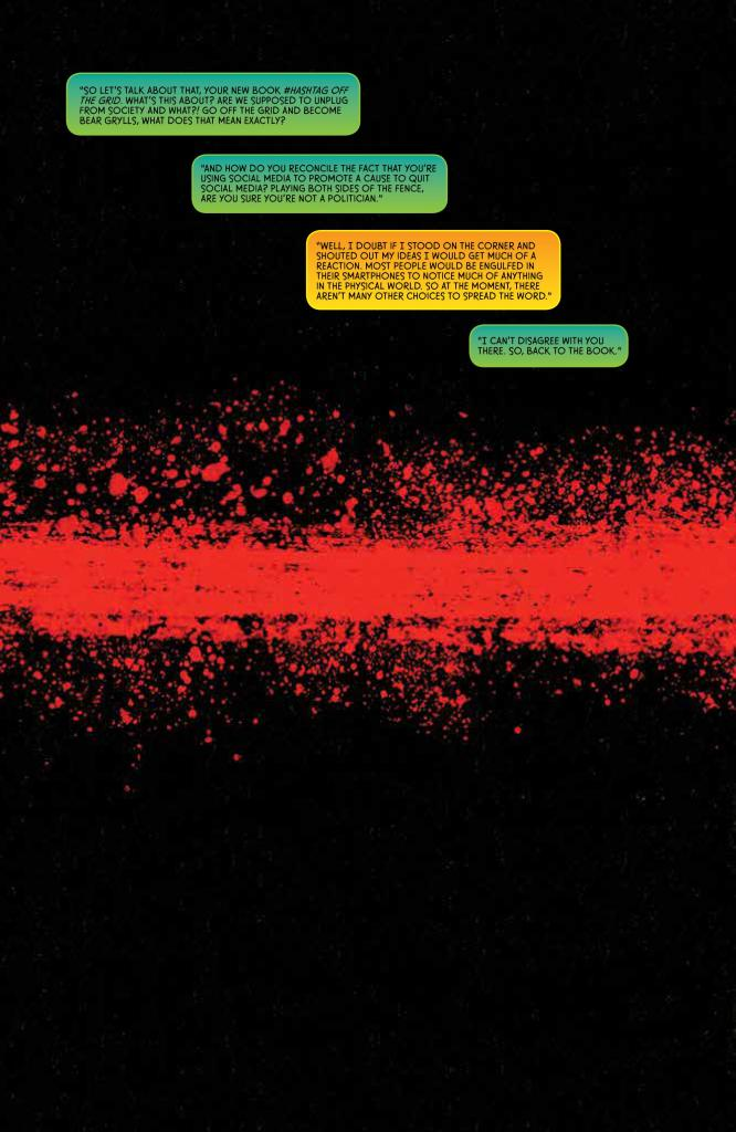 Bad Reception #1 Review