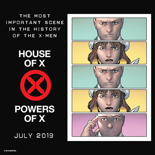 House of X #2 Review: Edge of your seat comics storytelling