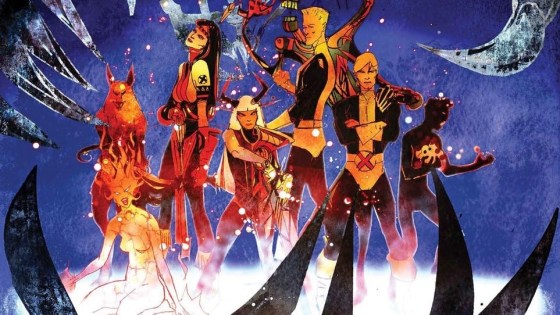 Plus, a bit about 'New Mutants: War Children' and FX's 'Legion.'