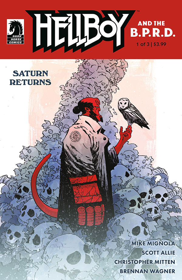 Hellboy and the B.P.R.D.: Saturn Returns #1 Review