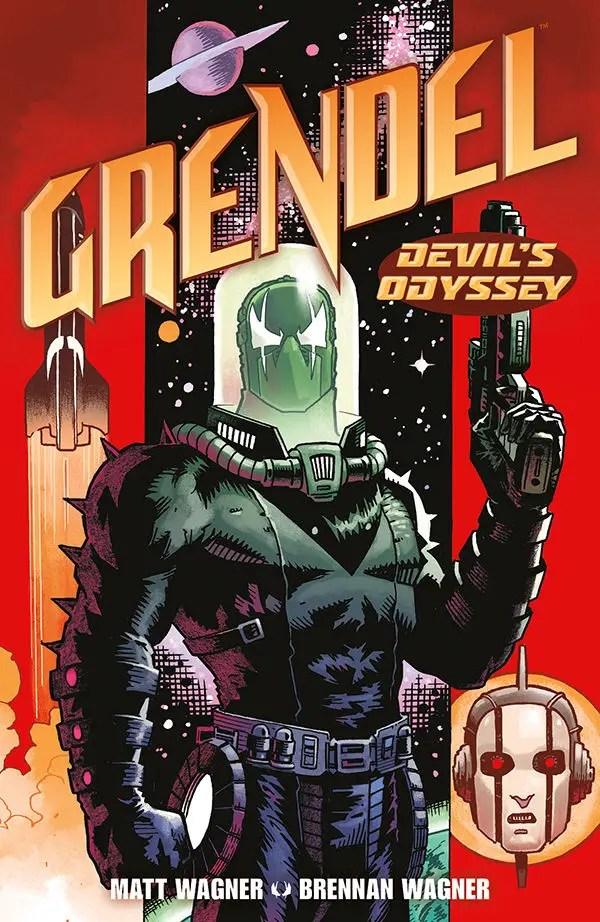 A paladin returns: Matt Wagner sounds off on 'Grendel: Devil's Odyssey' and sci-fi storytelling