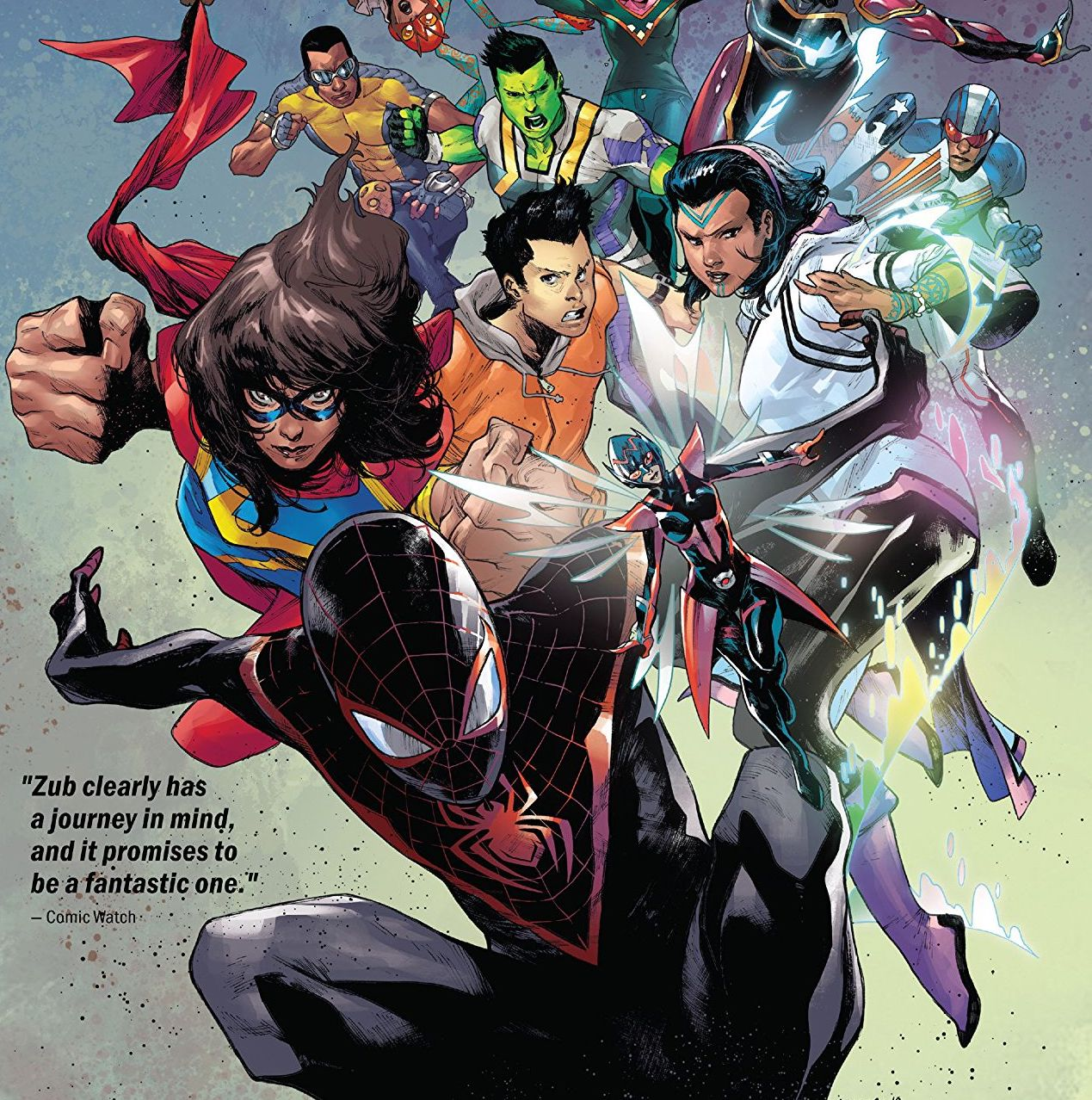 'Champions by Jim Zub Vol. 1: Beat the Devil' Review
