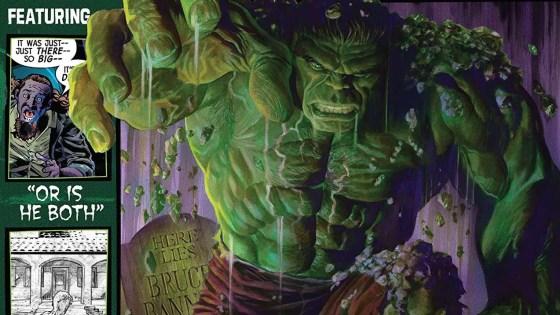 Immortal Hulk Director's Cut #1 Review