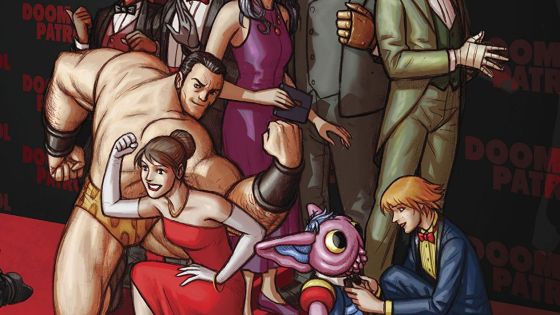 Doom Patrol: Weight of the Worlds #2 review