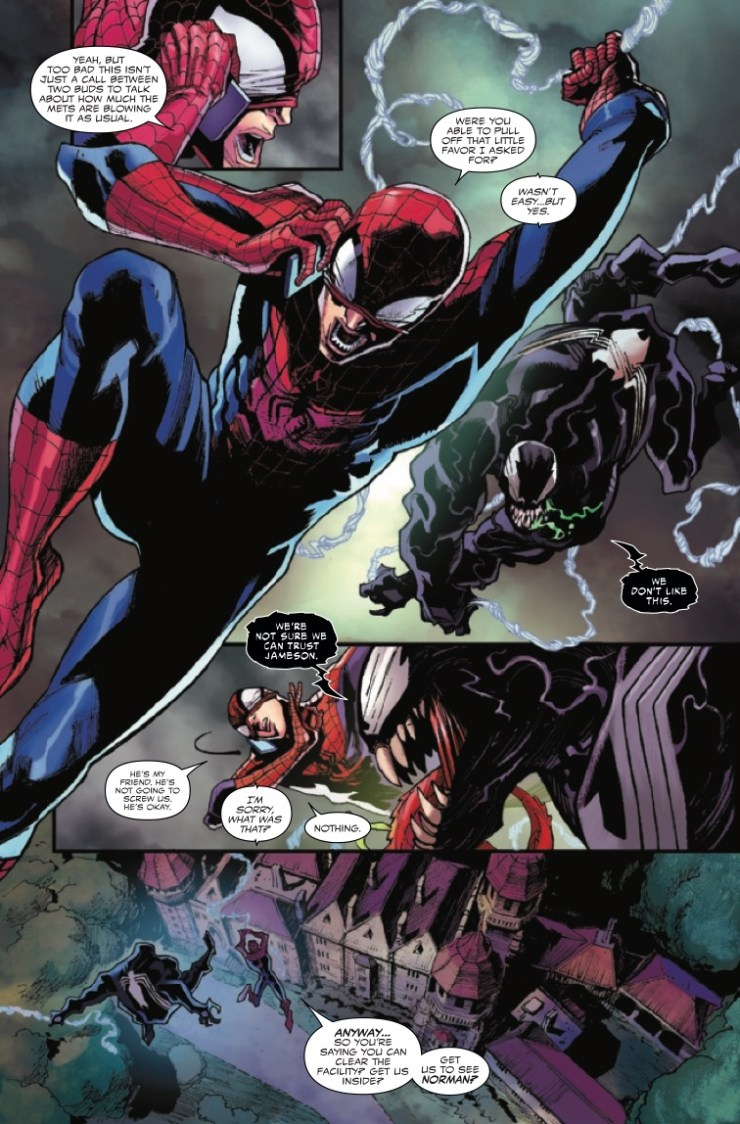 Marvel Preview: Absolute Carnage: Lethal Protectors #1