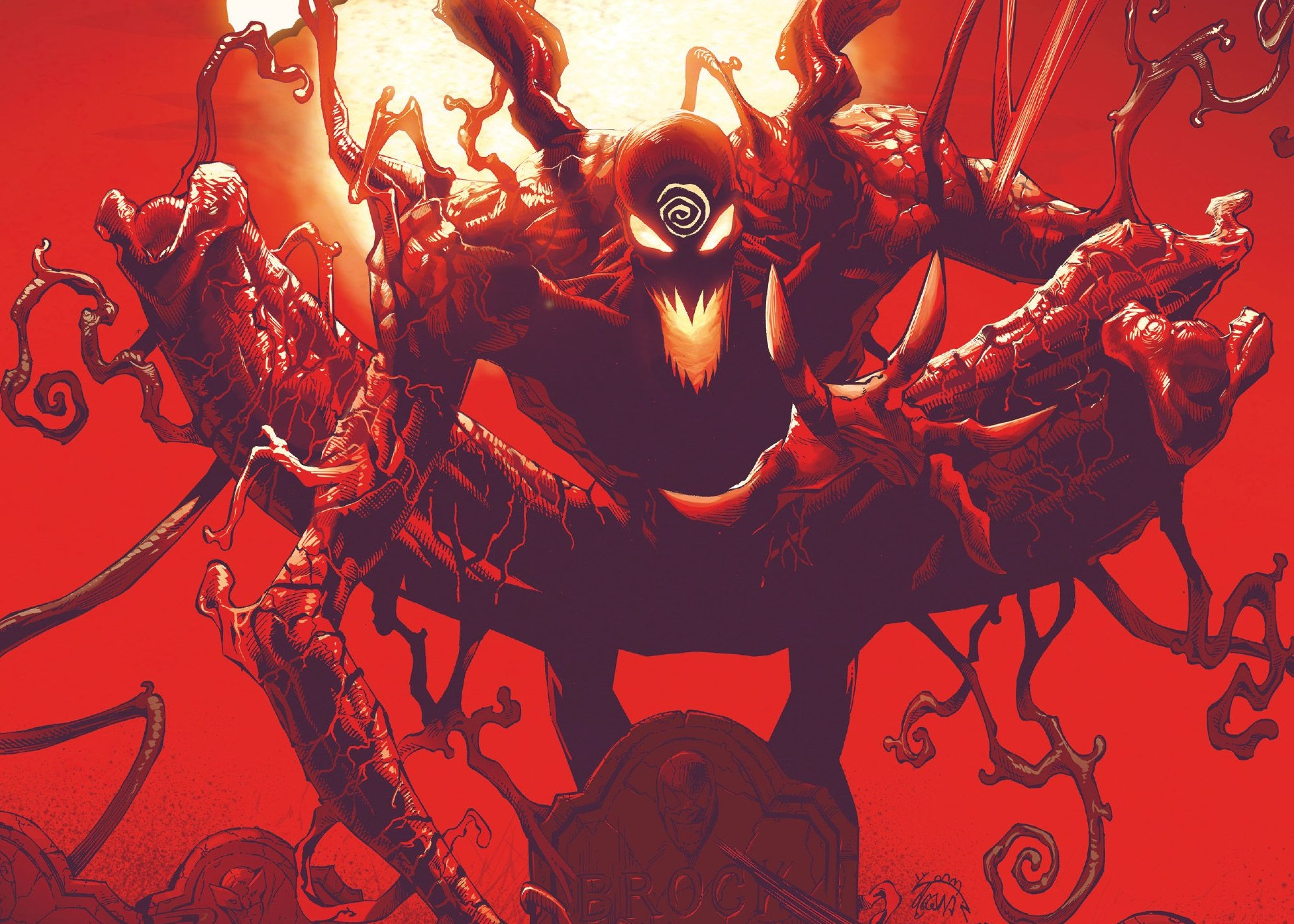 Absolute Carnage #1 review: Carnage, absolutely