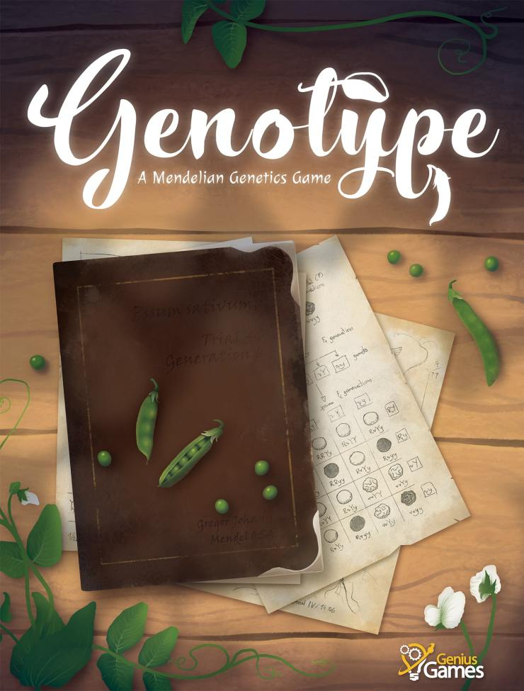 Uncover the mysteries of life with 'Genotype:  A Mendelian Genetics Game'
