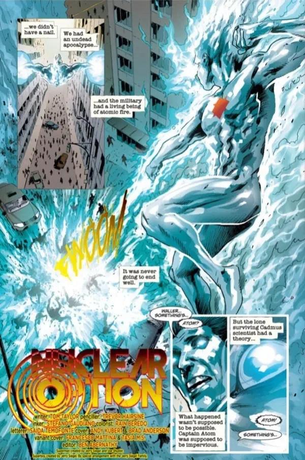DCeased #4 Review
