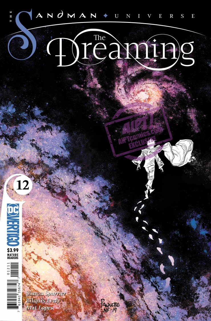 EXCLUSIVE DC Preview: The Dreaming #12