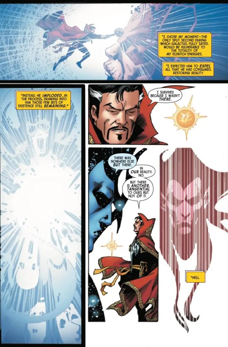Marvel Preview: Doctor Strange #17
