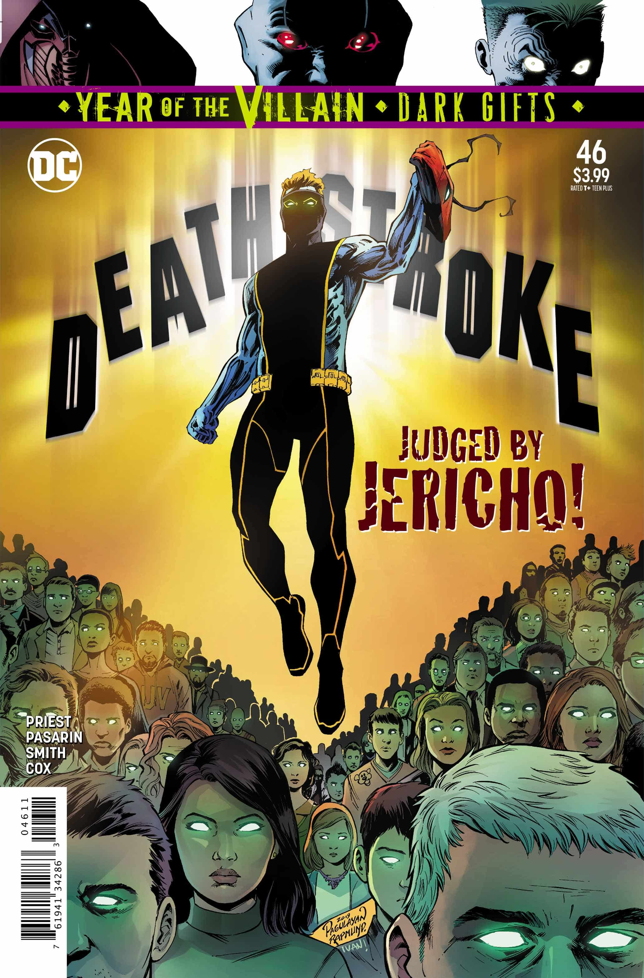 Deathstroke #46 Review