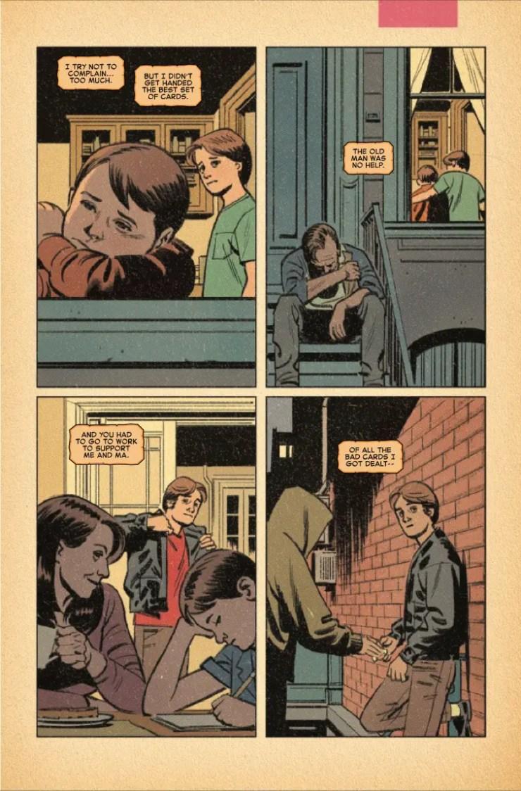 Marvel Preview: Fantastic Four: 4 Yancy Street #1