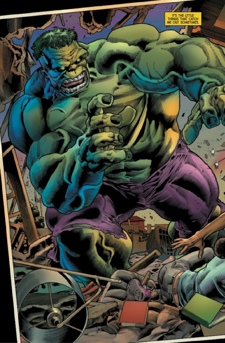 Marvel Preview: The Immortal Hulk #23