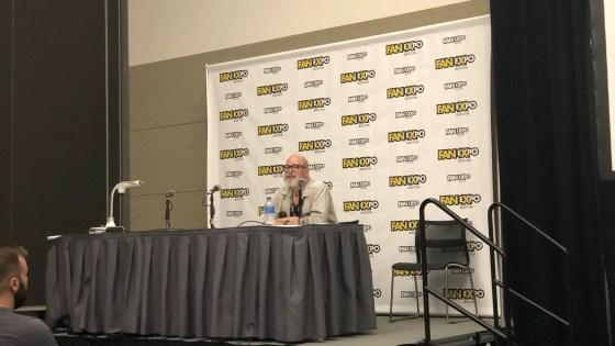 Mike Mignola spotlight at Fan Expo Boston 2019