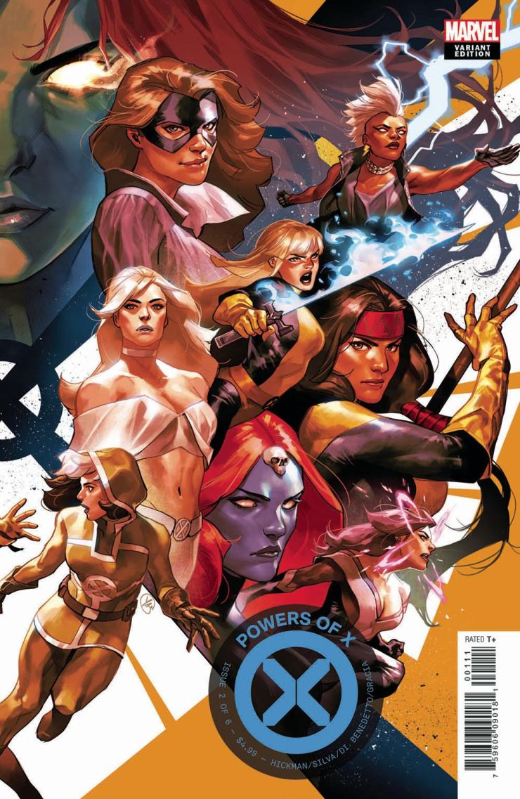 Powers of X #2 Review