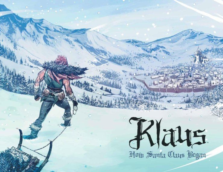 Klaus: How Santa Claus Began Volume 1 review: An all ages delight