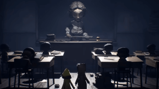 Little Nightmares II brings its brand of horror in 2020