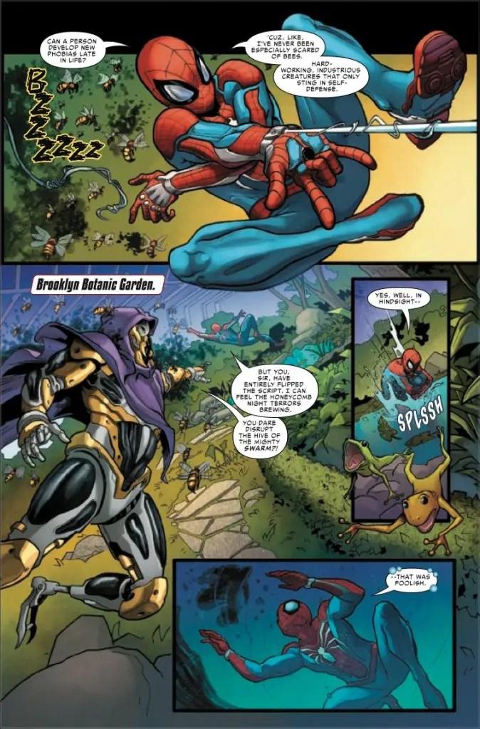 Marvel's Spider-Man: Velocity TPB Review