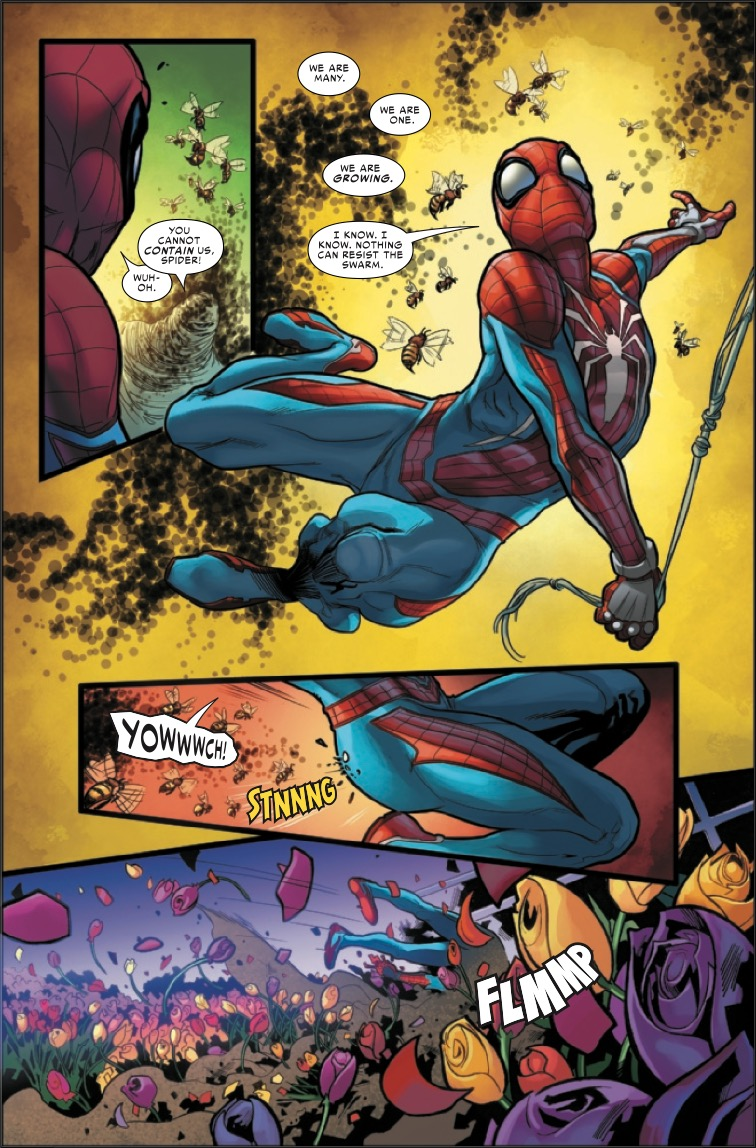 Marvel's Spider-Man: Velocity #1 Review