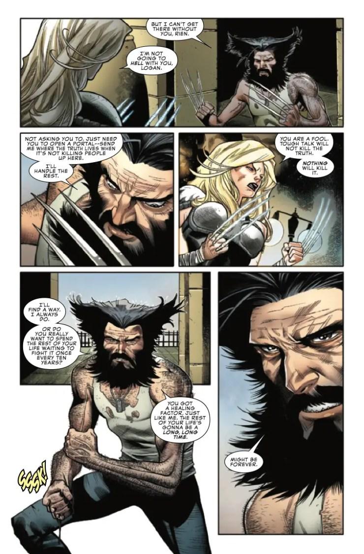 Marvel Preview: Marvel Comics Presents #8
