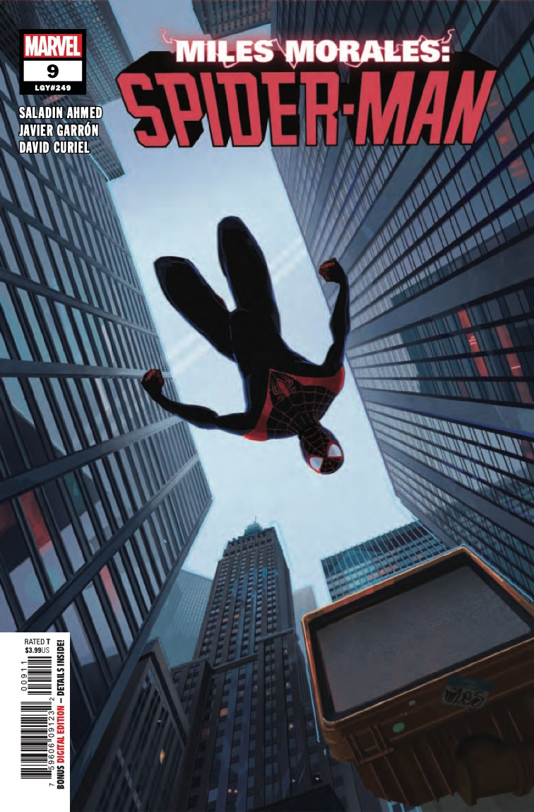 Miles Morales Vol. 2: Bring on the Bad Guys Review