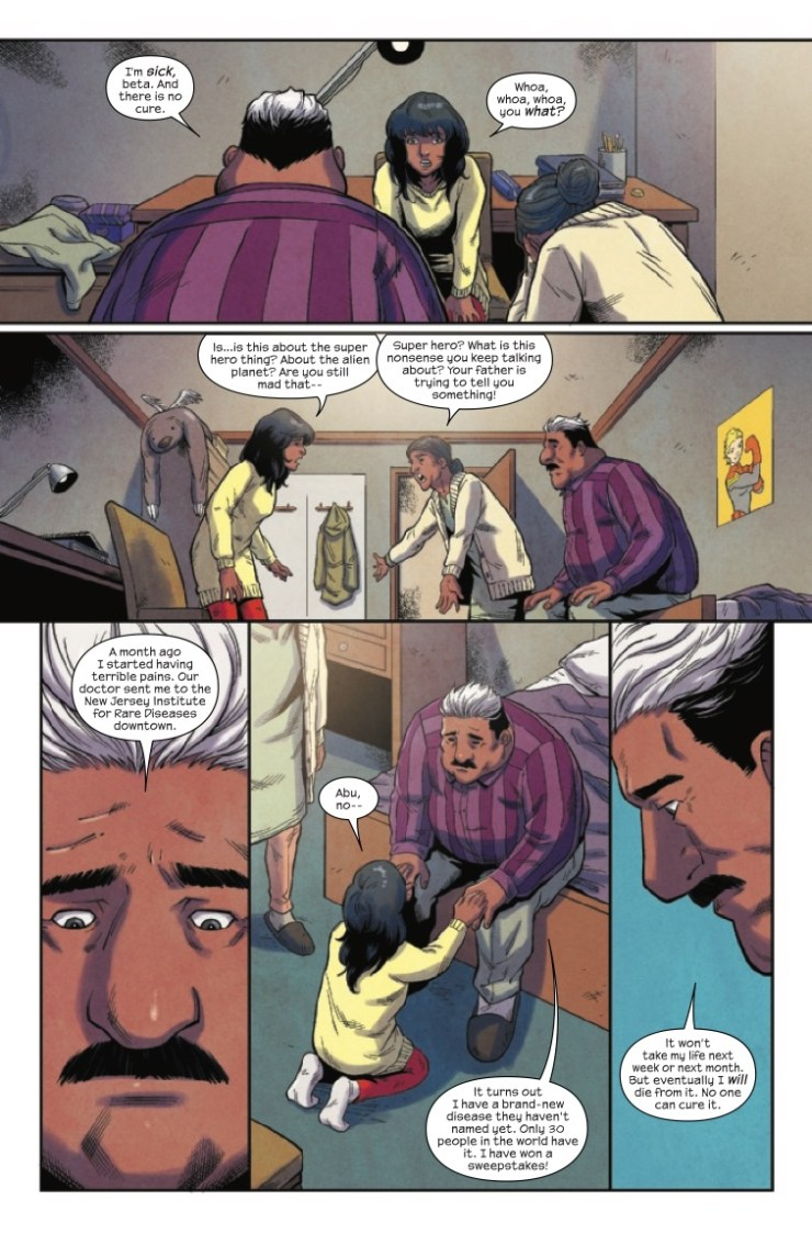Marvel Preview: Magnificent Ms. Marvel #6