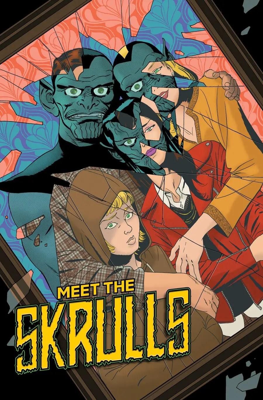 'Meet The Skrulls' Review
