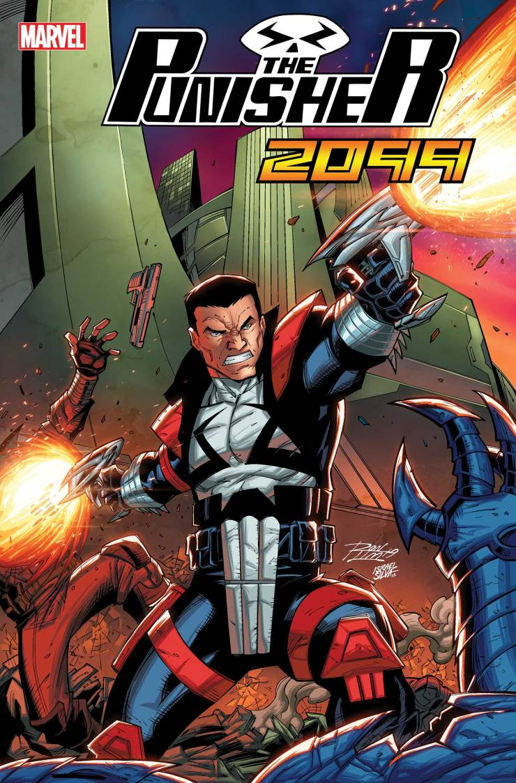 Marvel 2099 invades Marvel Comics' November 2019 solicitations
