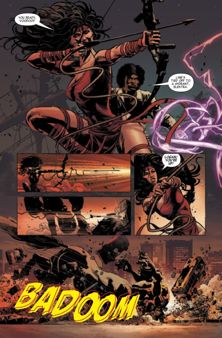 Marvel Preview: Savage Avengers #5