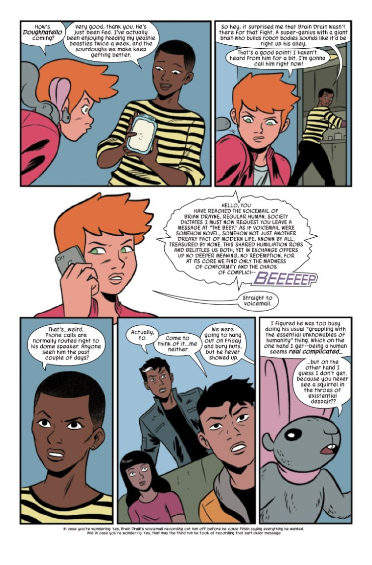 Marvel Preview: The Unbeatable Squirrel Girl #47