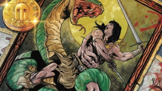 Marvel Preview: Savage Sword of Conan #8