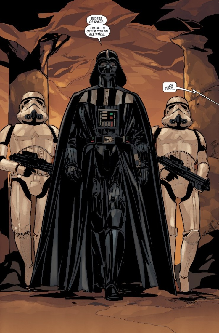 Marvel Preview: Star Wars #71