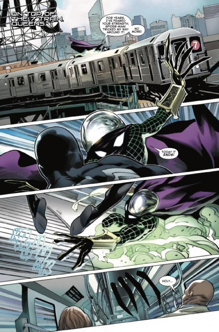 Marvel Preview: Symbiote Spider-Man #5