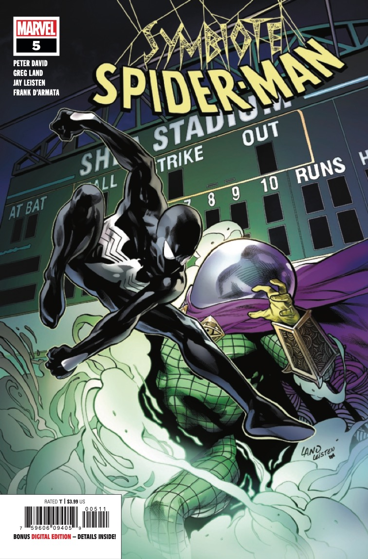 Symbiote Spider-Man TPB Review