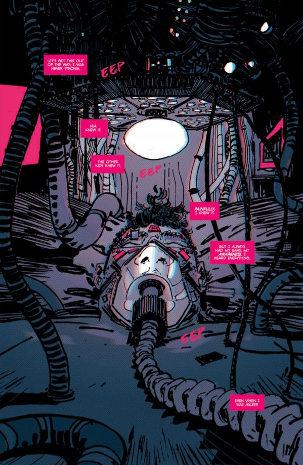 Thumbs #3 review: future war