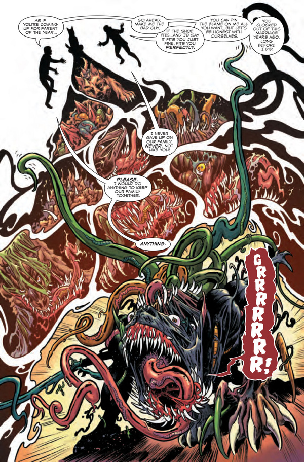 Absolute Carnage: Separation Anxiety #1 Review