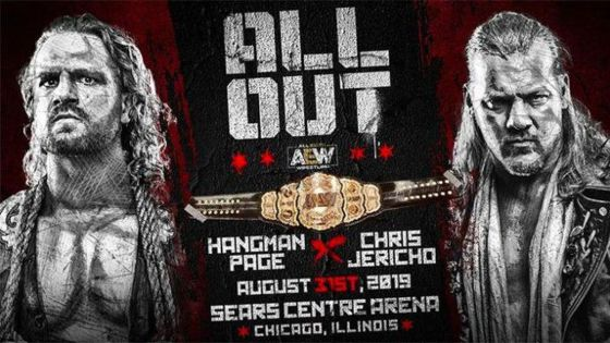 All Elite Wrestling goes All Out for their next major PPV event from Chicago.
