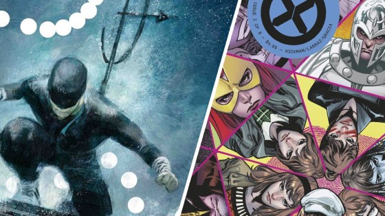 AiPT! Comics Podcast Episode 32: Casting Fantastic Four and making David Lynch and Tarantino comics at the movies