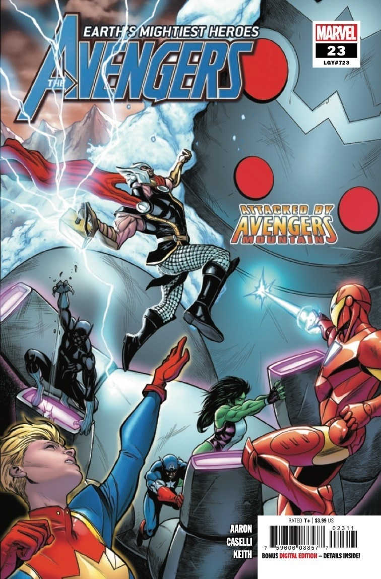 Avengers #23 Review