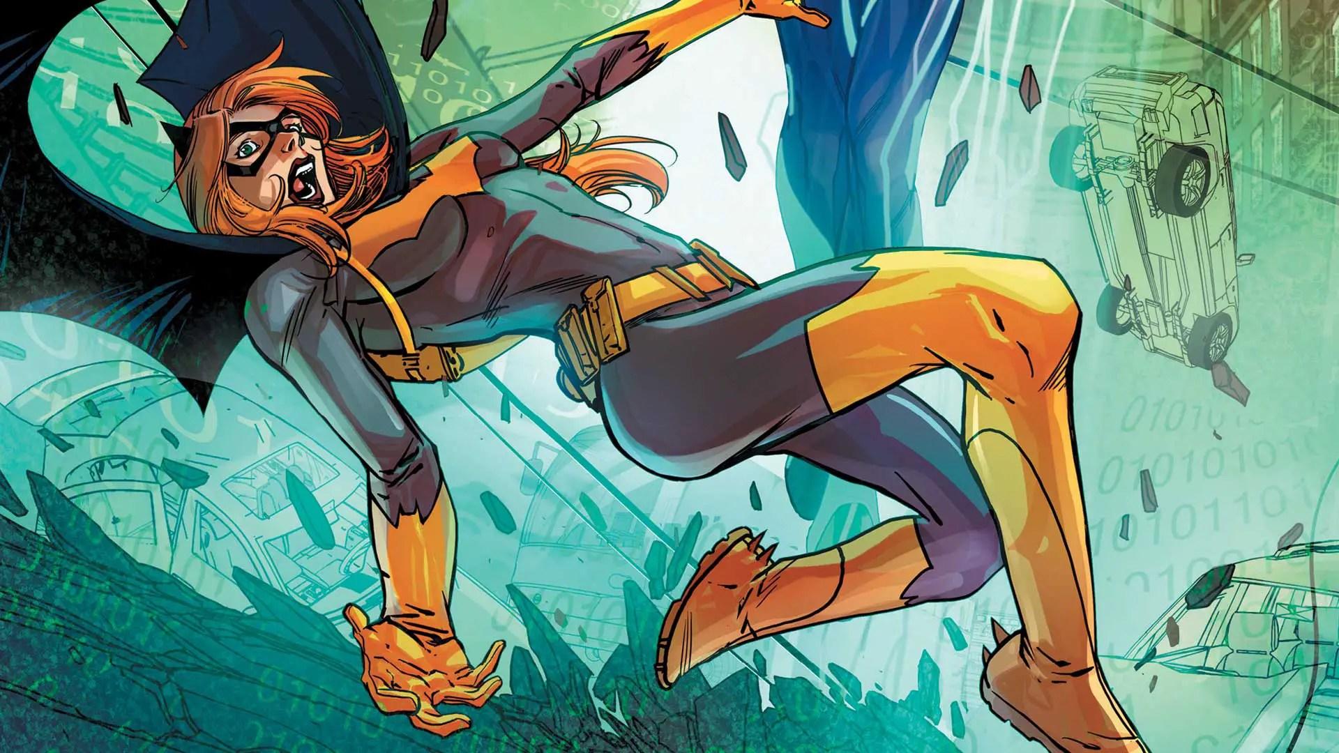 Batgirl #38 Review