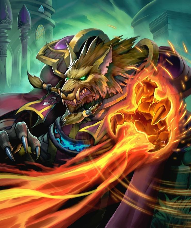Hearthstone: Our favorite artwork from Rise of Shadows